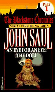 Cover of: Eye for an Eye: The Doll (Blackstone Chronicles, No 1)