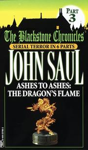 Cover of: Ashes to ashes: the dragon's flame