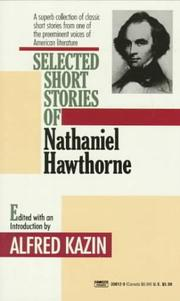 Cover of: Selected Short Stories of Nathaniel Hawthorne