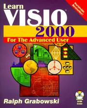 Cover of: Learn VISIO 2000: For Advance Users