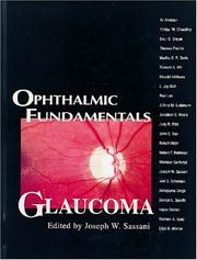 Cover of: Ophthalmic Fundamentals | Joseph W. Sassani