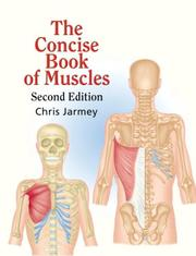 Cover of: The Concise Book of Muscles | Chris Jarmey