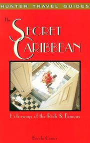 Cover of: The Secret Caribbean | Brooke Comer