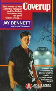 Cover of: Coverup (Fawcett Juniper) | Jay Bennett