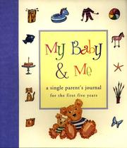Cover of: My Baby & Me