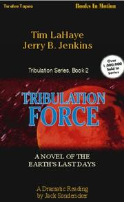 Cover of: Tribulation Force | Tim F. LaHaye