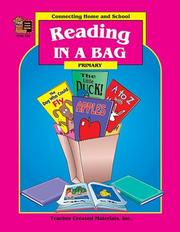 Cover of: Reading in a Bag | TERRI HAINES