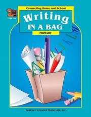 Cover of: Writing in a Bag