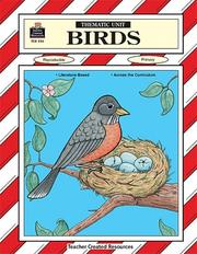 Cover of: Birds Thematic Unit