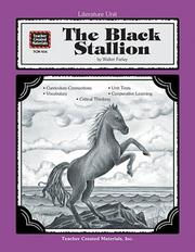 Cover of: A Guide for Using The Black Stallion in the Classroom | JANE PRYNE