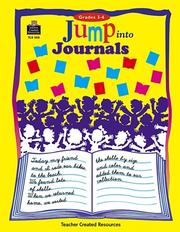 Cover of: Jump into Journals