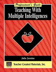 Cover of: Teaching with Multiple Intelligences | JULIA JASMINE