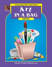 Cover of: Art in a Bag (Connecting Home and School)