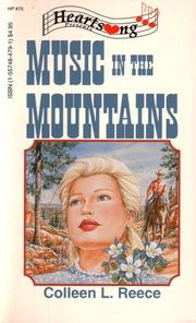 Cover of: Music in the Mountains (Heartsong Presents #75)
