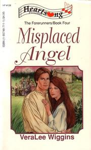 Misplaced Angel (Heartsong Presents #128)