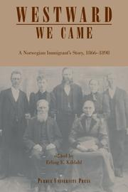 Cover of: Westward We Came