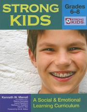 Cover of: Strong Kids, Grades 6-8
