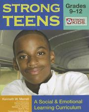 Cover of: Strong Teens, Grades 9-12