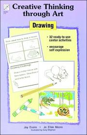 Cover of: Creative Thinking Through Art | Joy Evans