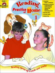 Cover of: Reading Practice at Home |