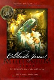 Cover of: Celebrate Jesus!: The Millennium Bible