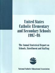 U.S. Catholic Elementary & Secondary Schools, 1997-1998
