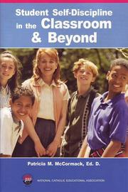 Cover of: Student Self-Discipline in the Classroom & Beyond