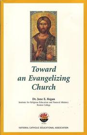 Toward an Evangelizing Church