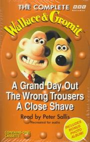Cover of: Wallace and Gromit
