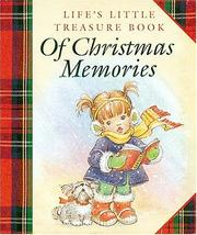 Cover of: Life's Treasure Book of Christmas Memories