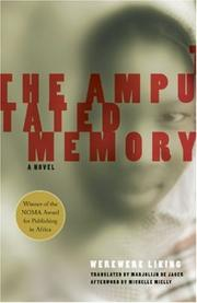 Cover of: The Amputated Memory