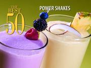 Cover of: The Best 50 Power Shakes (Best 50)