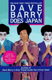 Cover of: Dave Barry Does Japan