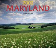 Cover of: Maryland Calendar 2002 | Steve Uzzell