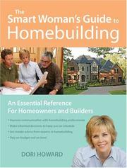 Cover of: The Smart Woman's Guide To Homebuilding