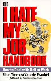 Cover of: I Hate My Job Handbook