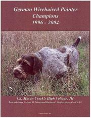 Cover of: German Wirehaired Pointer Champions, 1996-2004