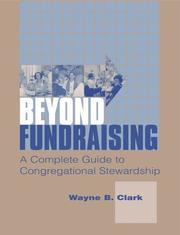 Cover of: Beyond Fundraising
