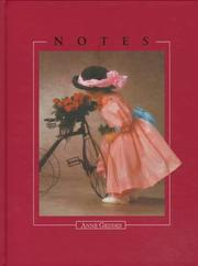 Cover of: Notes Red