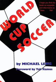 Cover of: World Cup Soccer (World Cup)