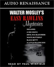 Cover of: Walter Mosley's Easy Rawlins Mysteries (Easy Rowlins Mysteries)