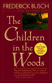 Cover of: Children in the Woods