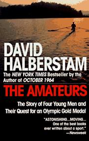 Cover of: The Amateurs