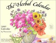 Cover of: The Herbal 2002 Calendar | Theresa Loe