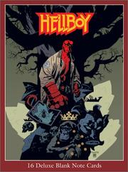 Cover of: Hellboy Blank Note Cards