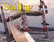 Cover of: Sailing World 2004 Calendar