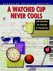 Cover of: Watched Cup Never Cools