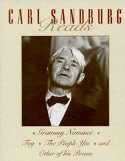 Cover of: Carl Sandburg Reads