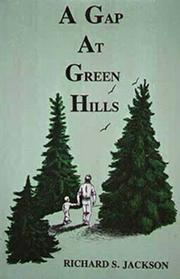 Cover of: A Gap at Green Hills