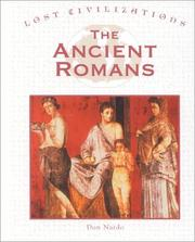 Cover of: Lost Civilizations - The Ancient Romans (Lost Civilizations)